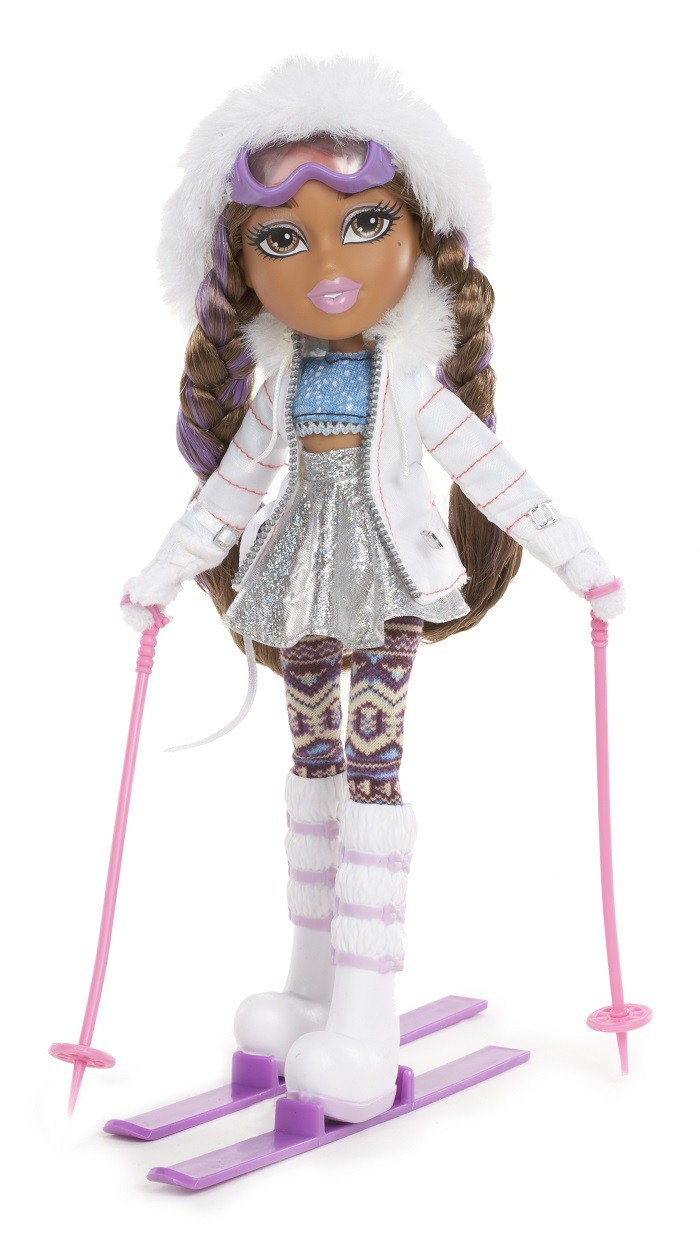 Win 2 Bratz Dolls From The Snowkissed Collection Ends