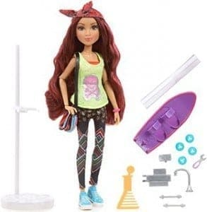 Camryn Coyle MC2 Doll