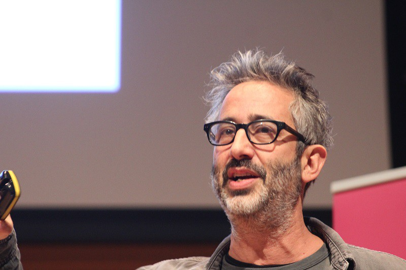 David Baddiel Blogfest 2015
