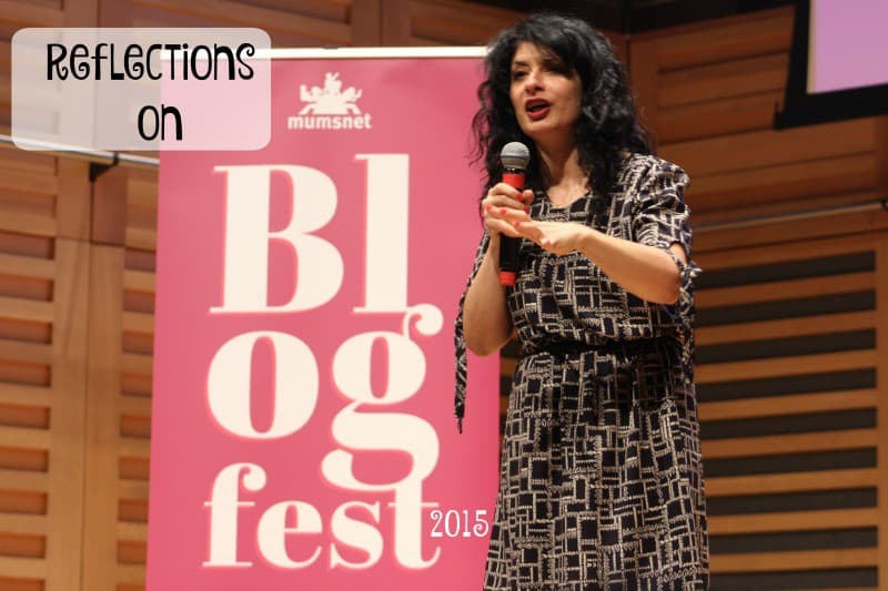 Reflections on Blogfest 2015