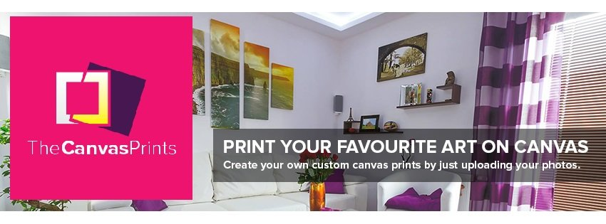 Why Choose The Canvas Prints?