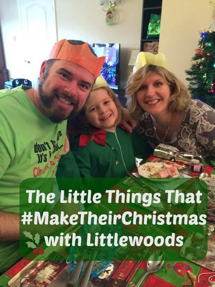 The Little Things That #MakeTheirChristmas with Littlewoods