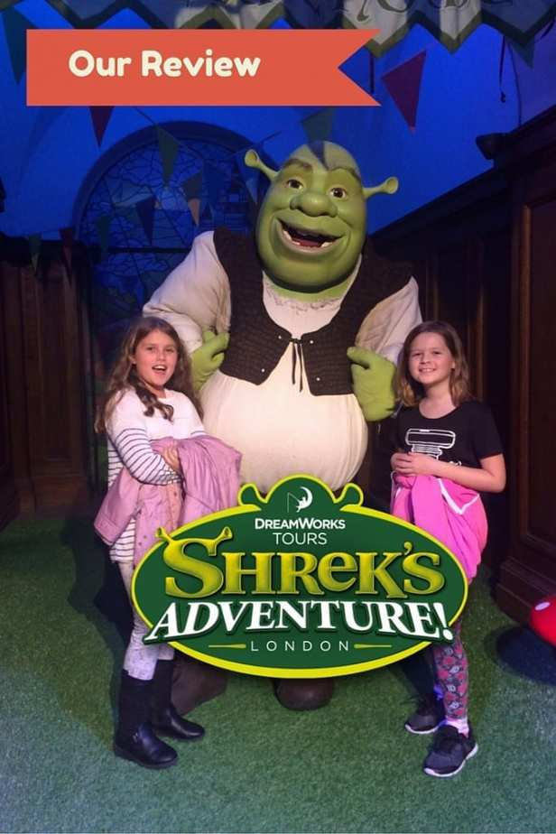 A Review of the Shrek Adventure in London