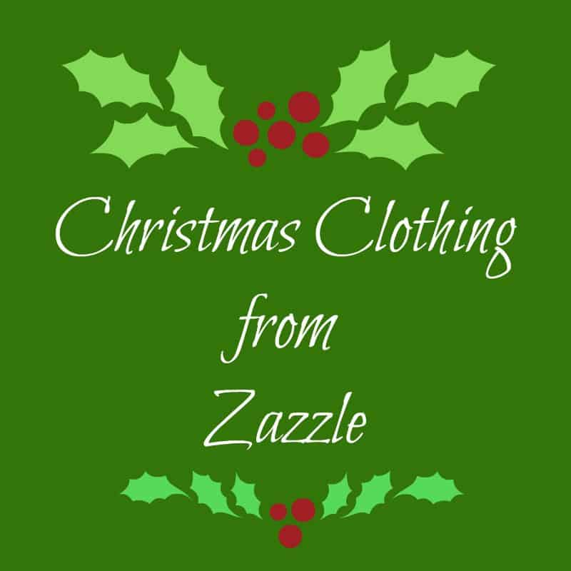 Christmas Clothing from Zazzle