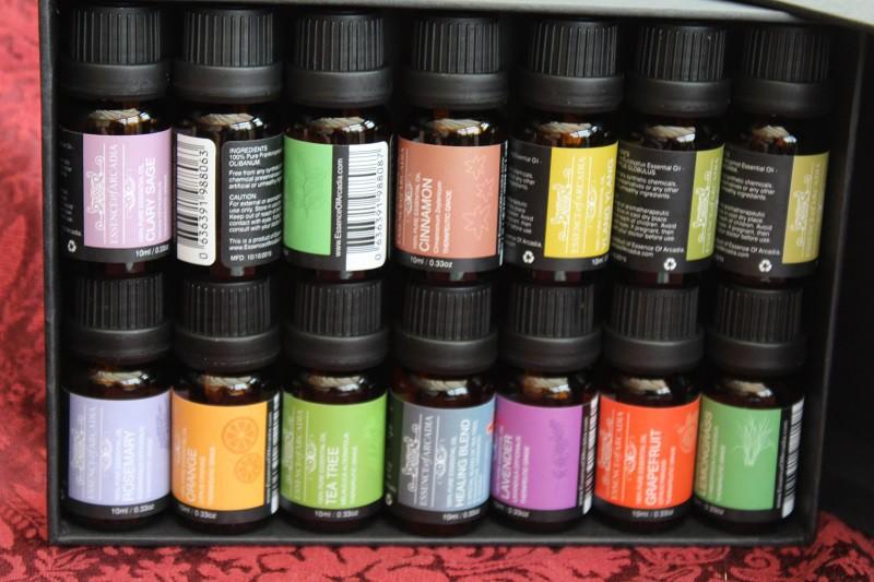 Essence of Arcadia Set of 14 oils