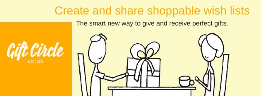 Gift Circle – An Easier Way to Shop for Christmas