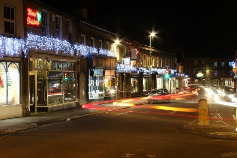 Christmas on the High Street