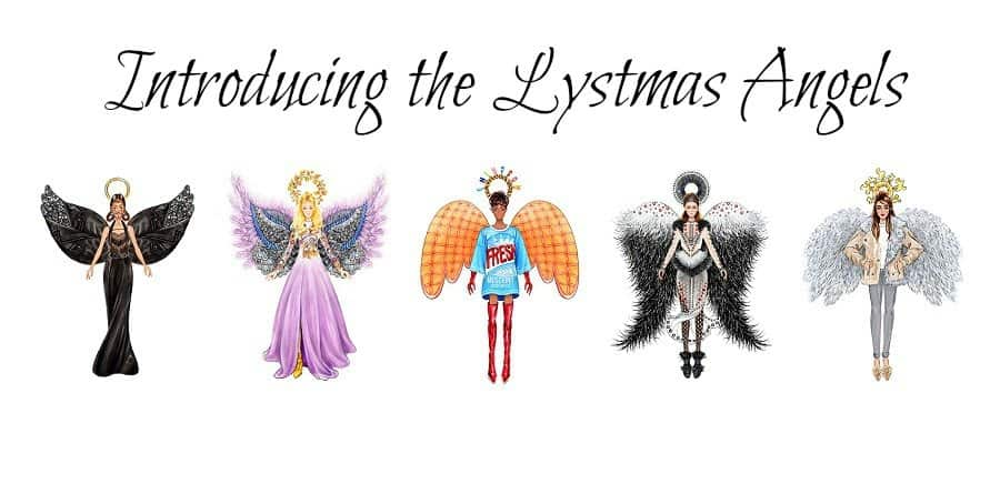 Introducing the Lystmas Angels