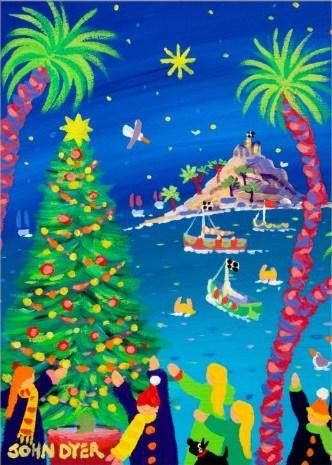 Mounts Bay Christmas card