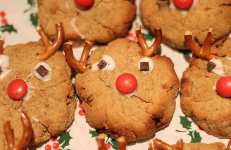 Reindeer biscuits.5