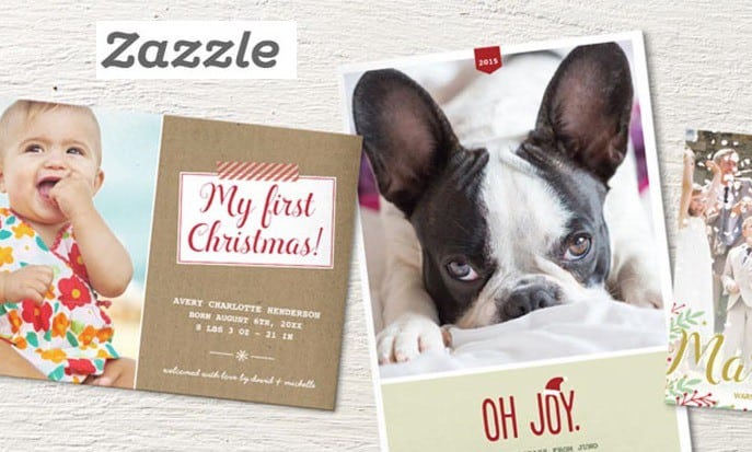 Christmas Cards for All from Zazzle