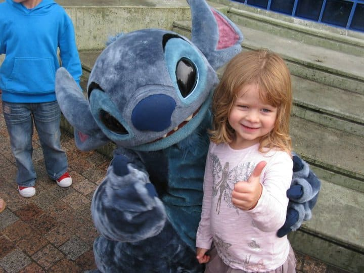 Ohana Means Family. Our Disney #HealthilyEverAfter Moments
