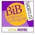 BiBs Inspire Shortlist 2014