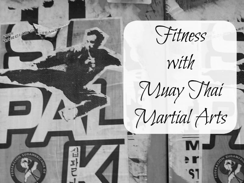 Fitness with Muay Thai Martial Arts