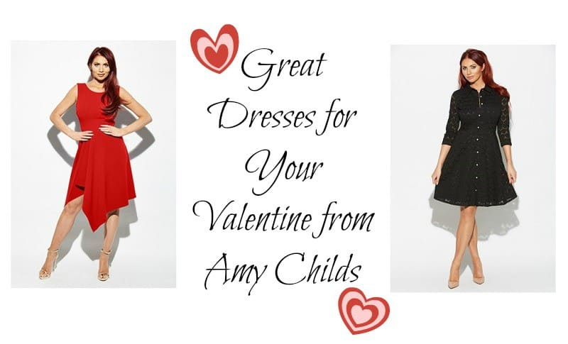 Great Dresses for Your Valentine from Amy Childs