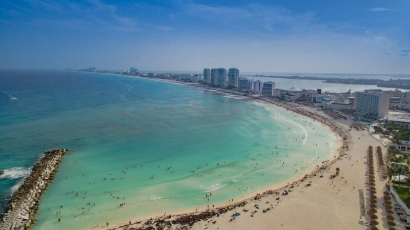 Keep fit, keep it fun! Enjoy the sun and huge variety of sports during your holidays in Cancun