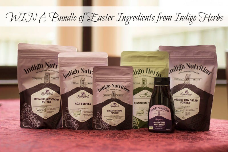 WIN a Bundle of Easter Ingredients from Indigo Herbs Ends 21st March 2016 at 12pm
