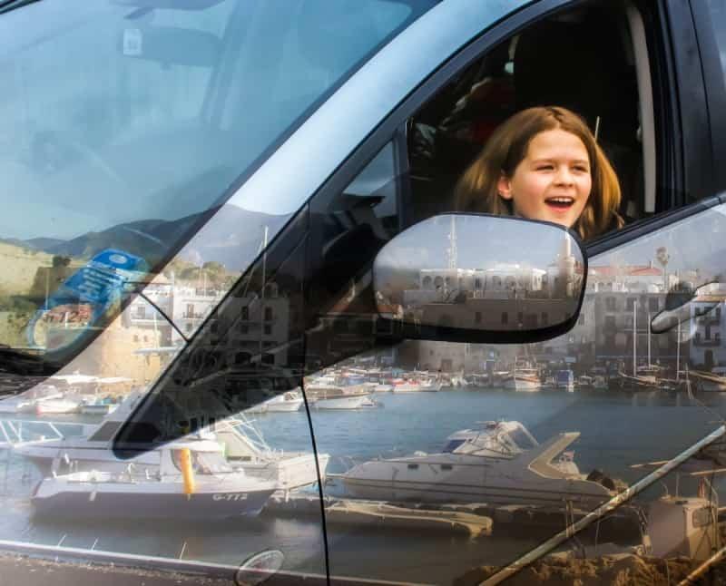 Grace sees Kyrenia Harbour