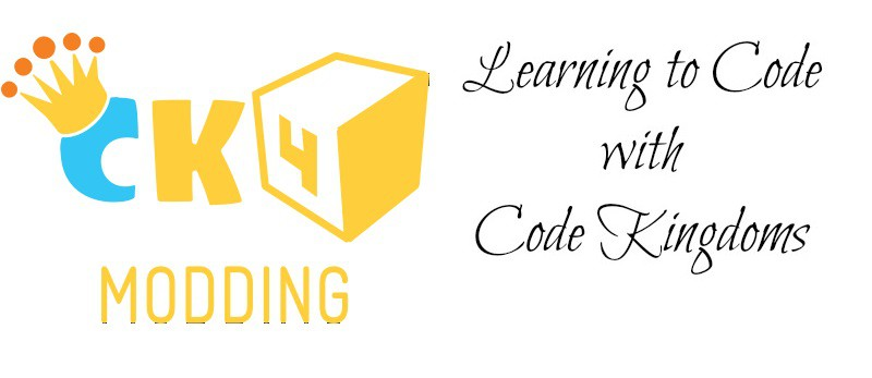 Learning to Code with Code Kingdoms
