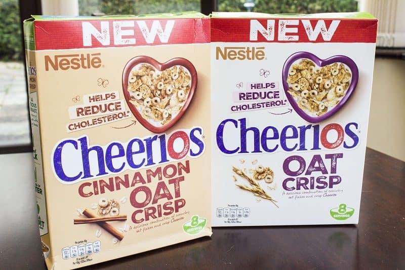 Cheerios Oatcrisp 3