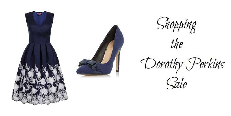 Shopping the Dorothy Perkins Sale