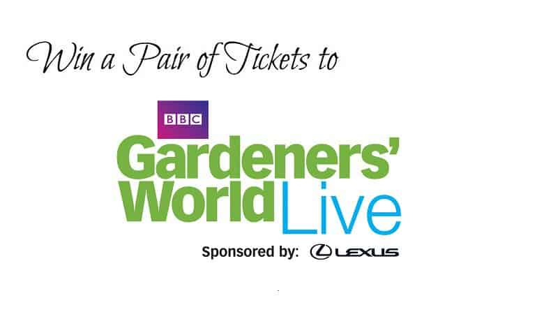 Win a Pair of Tickets to BBC Gardeners World Live and Good Food Show Summer. Ends 6th June 2016