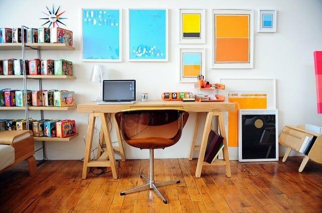 10 Quick tips for organising your studio apartment