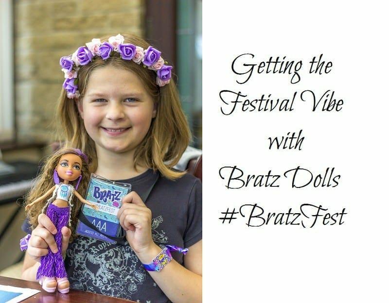 Getting the Festival Vibe with Bratz Dolls #BratzFest