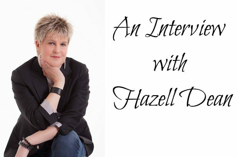 An Interview with Hazell Dean