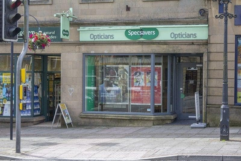 Specsavers and Their No-Quibble Return within 3 Months
