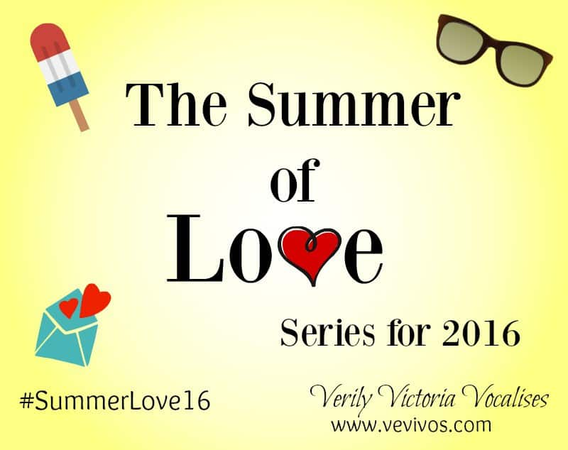 A Summer of Love Poem #SummerLove16