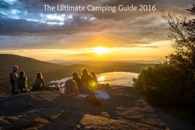 The Ultimate Camping Guide 2016