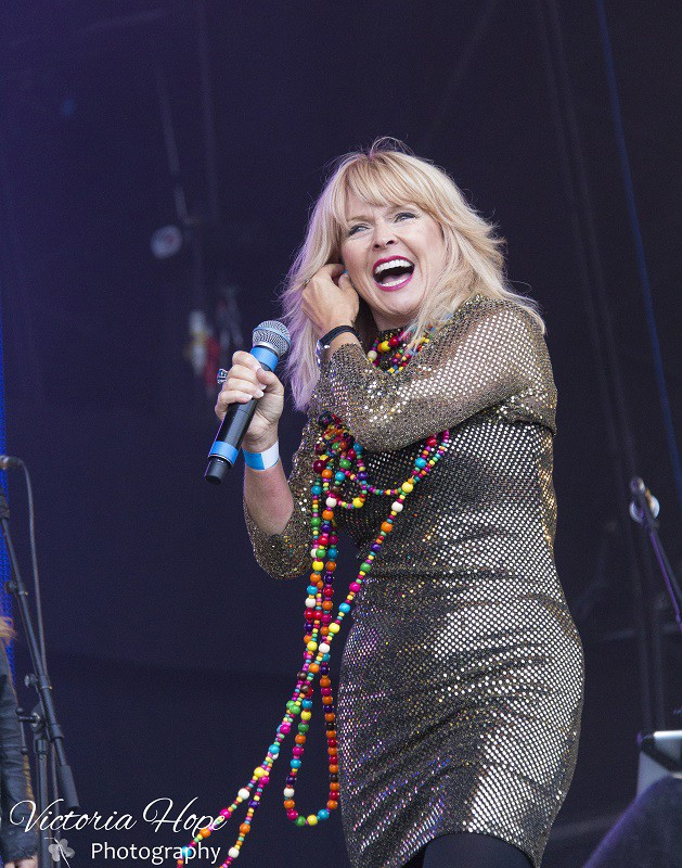 An Interview with Toyah at Rewind South 2016