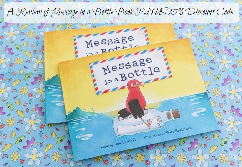 A Review of Message in a Bottle Book PLUS 15% Discount Code