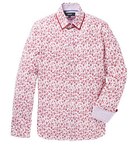 black-label-floral-print-shirt
