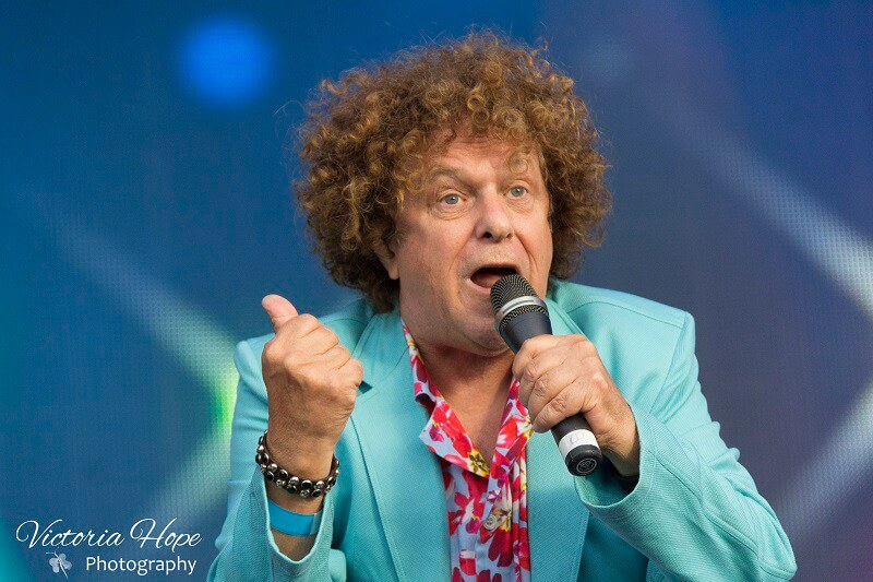 An Interview with Leo Sayer at Rewind South 2016