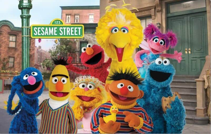 Sesame Street Makes a Welcome Return to Our TV Screens