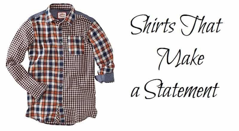 Shirts That Make a Statement