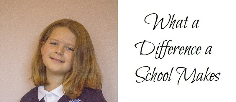 What a Difference a School Makes