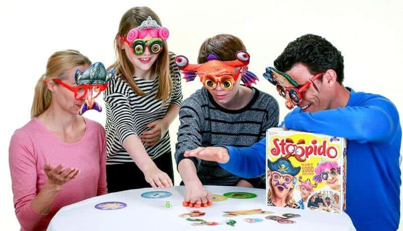 An Increase in Festive Family Fun, Thanks to Table-Top Games