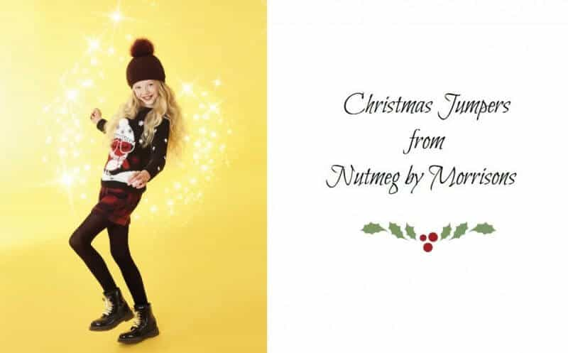Christmas Jumpers from Nutmeg by Morrisons
