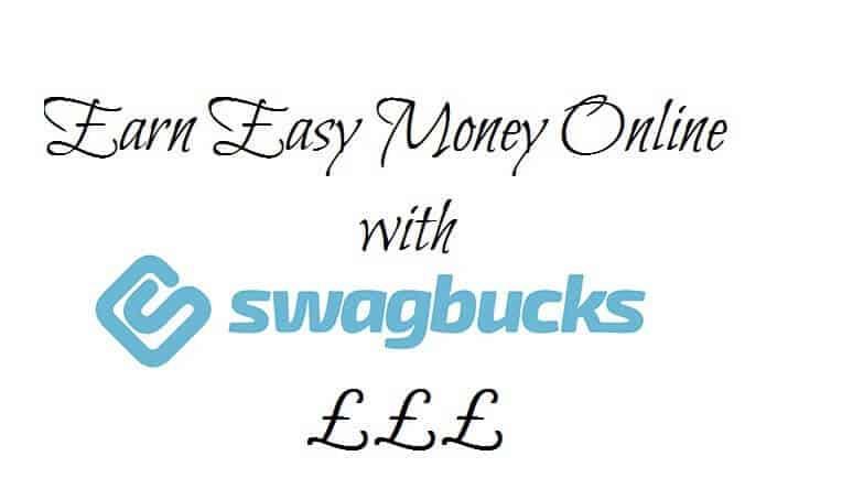 Earn Easy Money Online with Swagbucks