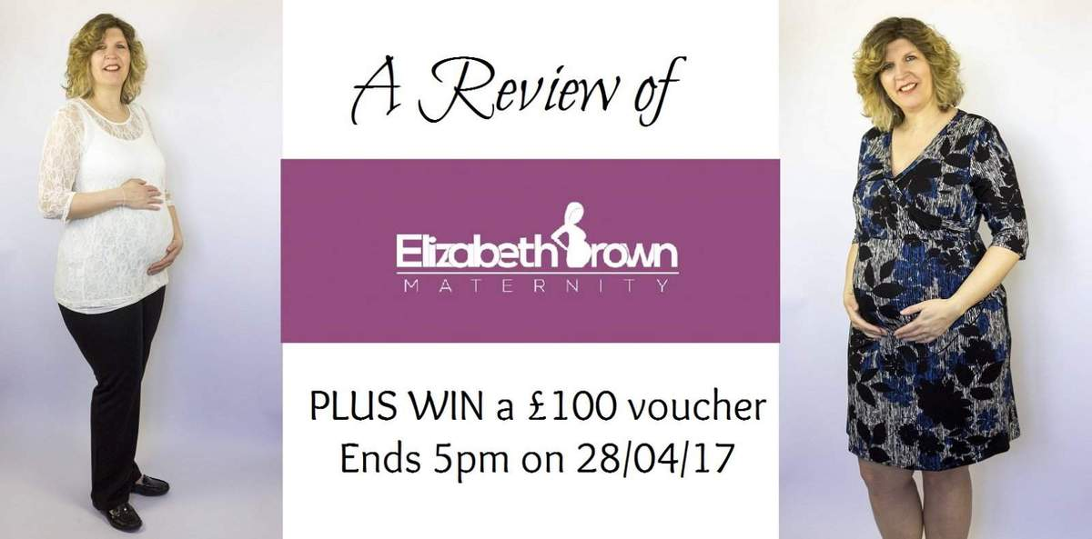 A Review of Elizabeth Brown Maternity Wear PLUS WIN £100 to Spend With Them