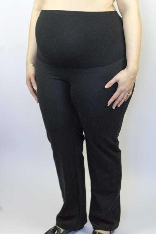 Bootleg Trousers from Elizabeth Brown Maternity Wear