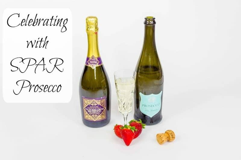 Celebrating with SPAR Prosecco