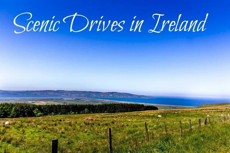 Scenic Drives in Ireland
