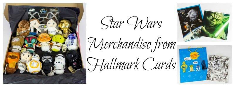 Star Wars Merchandise from Hallmark Cards