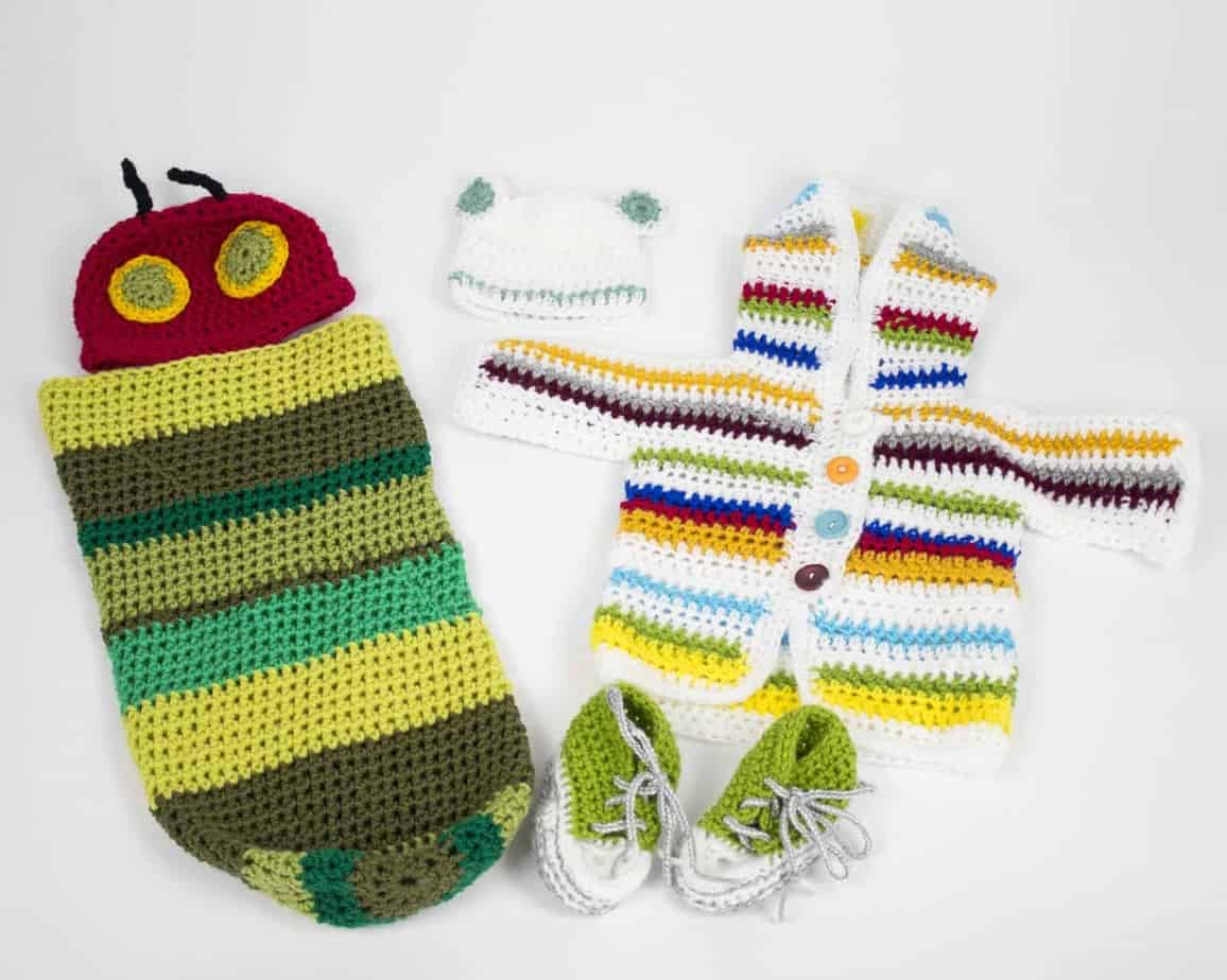 Beautiful Hand-Made Baby Clothes