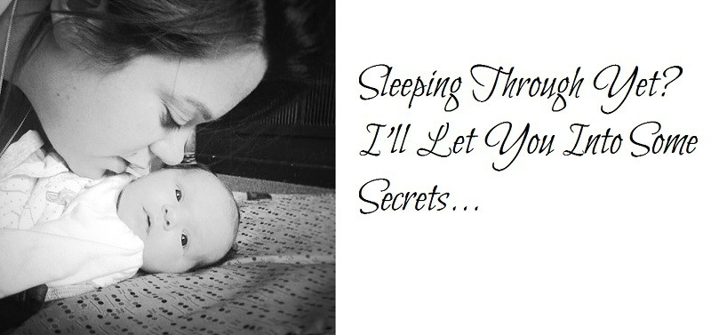 Guest Post: Sleeping Through Yet? I'll Let You Into Some Secrets…