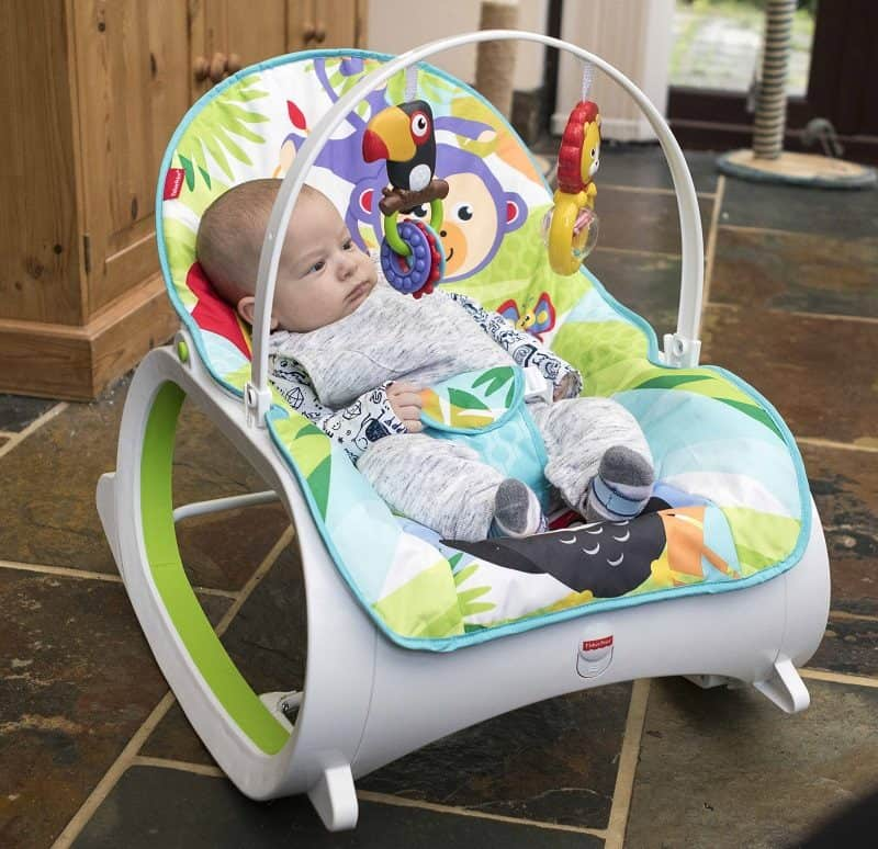 Win The New Fisher Price Infant To Toddler Rocker Review Included